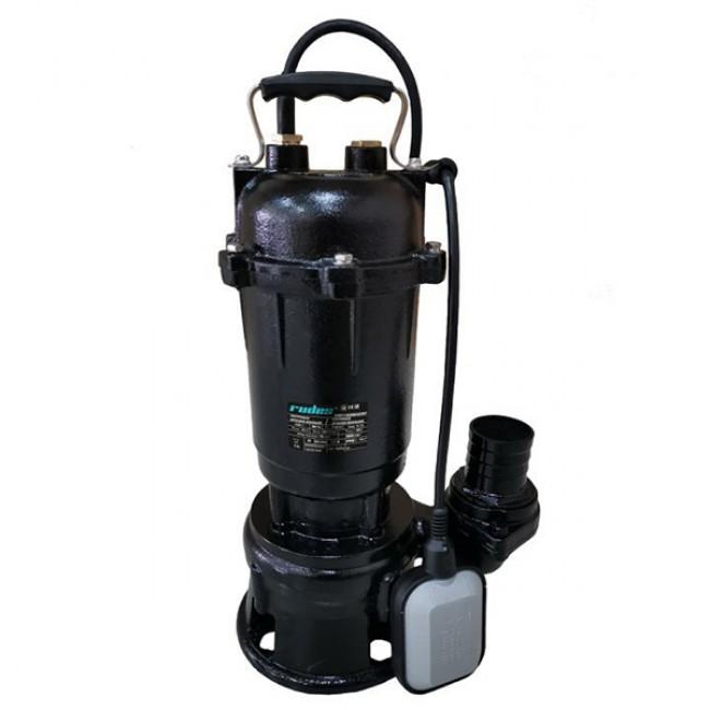 Pompă de drenaj fecal 1,1 kW Rudes DRF 1100 MIXERF