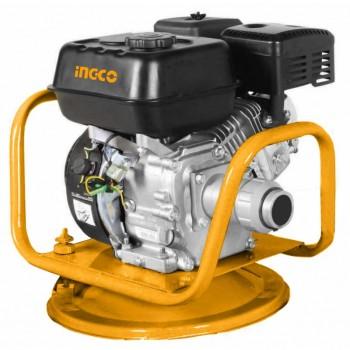 Vibrator pe beton pe benzina 5.5HP INGCO GVR-2