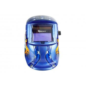 Mască de sudare auto-întunecată Geko G01878