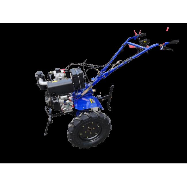 Motocultor Belorus DIF 1350 E 10 c.p. (pornire electrica)